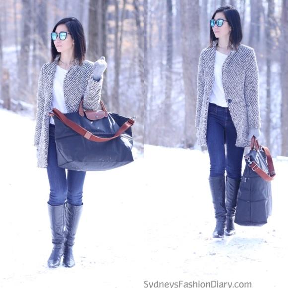 953a40d70783 Longchamp Handbags - LONGCHAMP le Pliage Expandable Travel Tote Bag